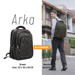 Backpack Arka Coffee