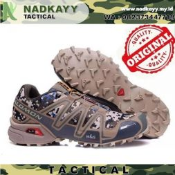 SALOMON SPEEDCROSS 3 - CAMO ACCUPAD