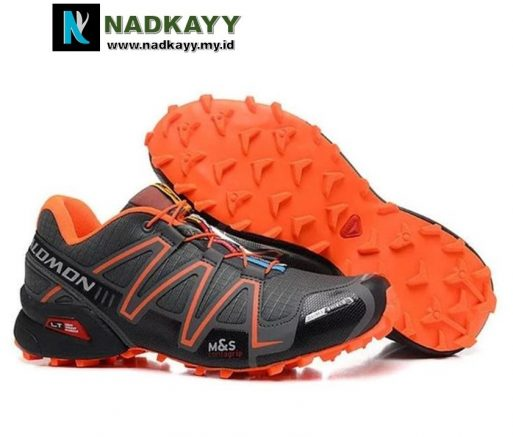 SALOMON SPEEDCROSS 3 - ABU LISS ORANGE