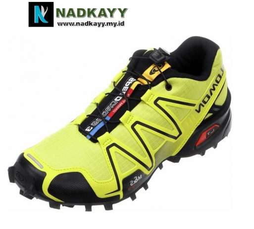 SALOMON SPEEDCROSS 3 - KUNING STABILO