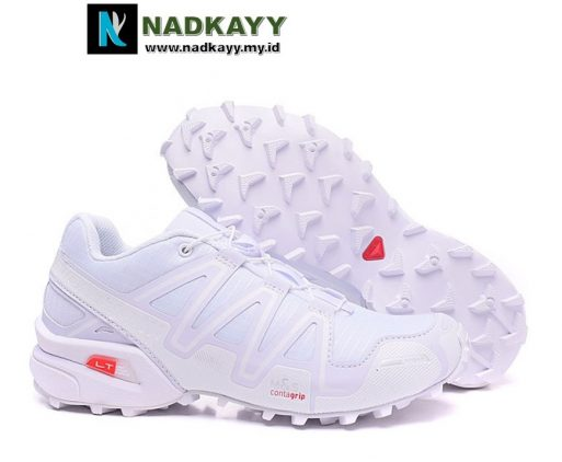 SALOMON SPEEDCROSS 3 - PUTIH FULL
